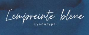 Logo empreinte bleue